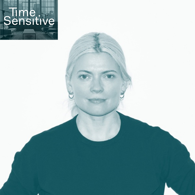 KATE YOUNG FEATURED ON EPISODE 3 OF THE TIME SENSITIVE PODCAST WHERE SHE SPEAKS ABOUT THE KATE YOUNG FOR TURA COLLECTION, CLICK HERE TO LISTEN TO THE FULL EPISODE