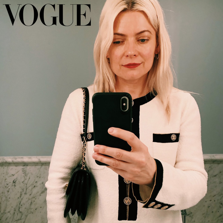INSIDE KATE YOUNG'S CHANEL-FILLED TRIP TO PARIS WITH VOGUE